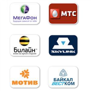 Операторы сотовой связи Балезино