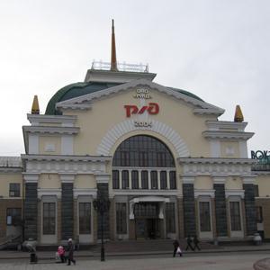 Железнодорожные вокзалы Балезино